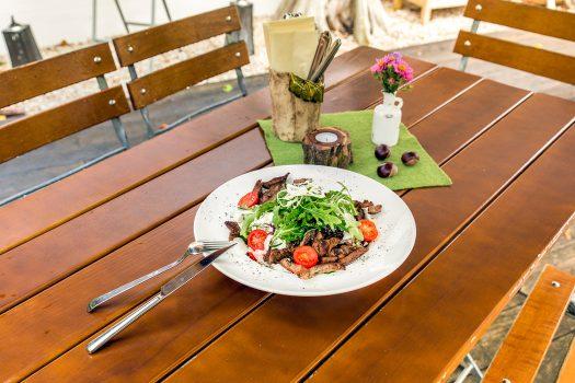 Forthaus Glauchau Salatteller
